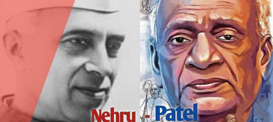 Representational Image of Nehru Letter to Patel