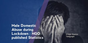 Male Domestic Abuse During Lockdown