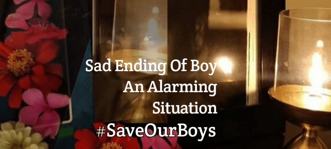 Sad Ending of Boy - An Alarming Situation