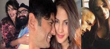 Does Rhea Chakraborty a Gold Digger, trolled at social media