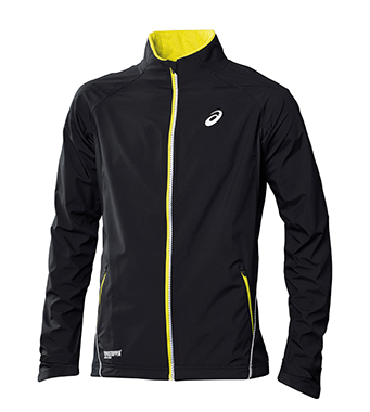 asics taurus running jacket review