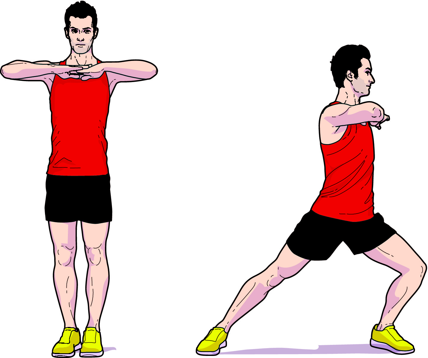 Injury Prevention Warm Up Men S Running Uk