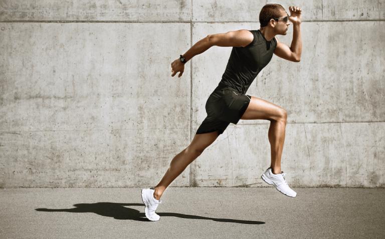 correct body position when running men s running uk