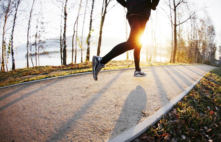find your best running distance