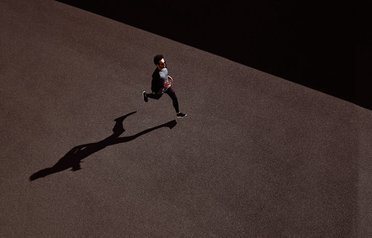 are you addicted to running?
