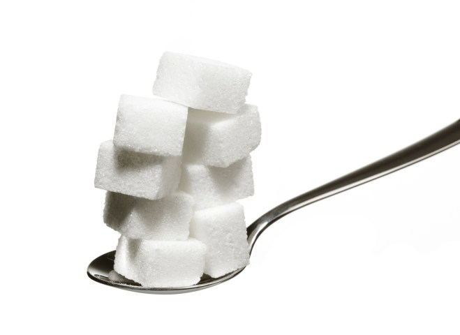 sugar for runners