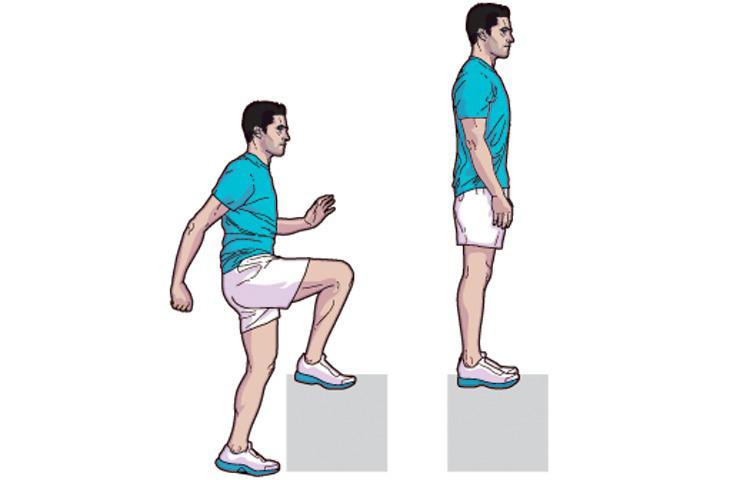 leg workout for runners