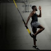 TRX training for runners
