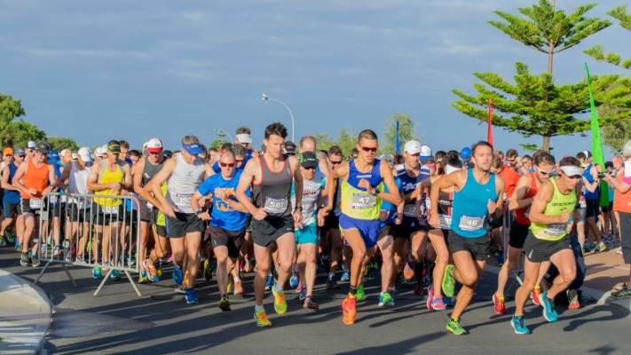 bunbury half marathon