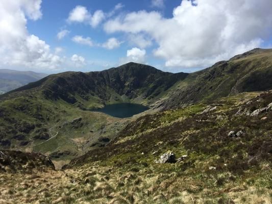 Welsh Sinfonia takes on the Welsh Three Peaks Challenge