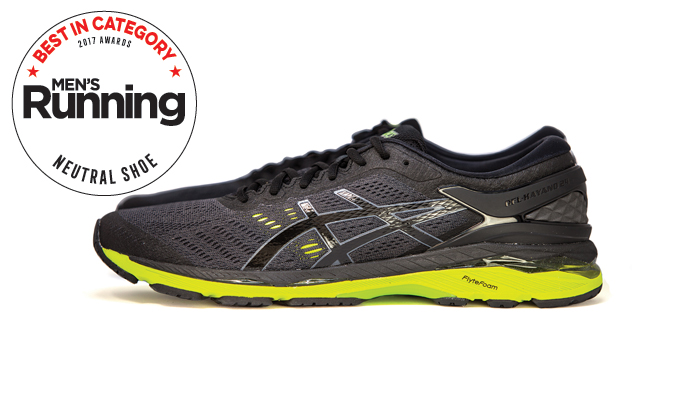 Best in Category-Asics Gel Nimbus 19. ""