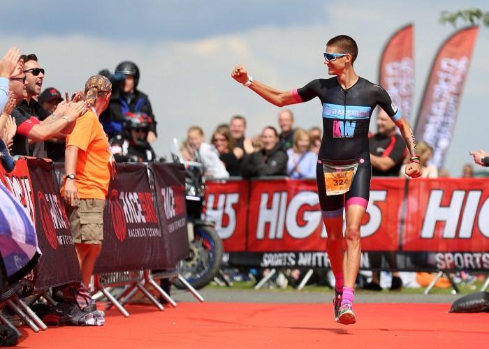 Kit Walker triathlete