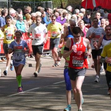 Bakers Set For London Marathon