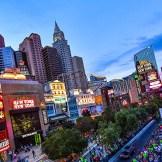 The Rock 'n' Roll Las Vegas Marathon and Half Marathon