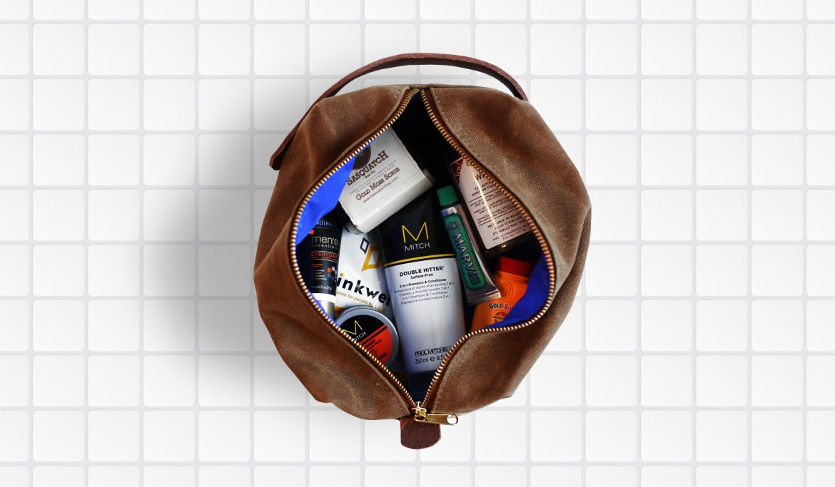 Dopp Kit from Bespoke Post