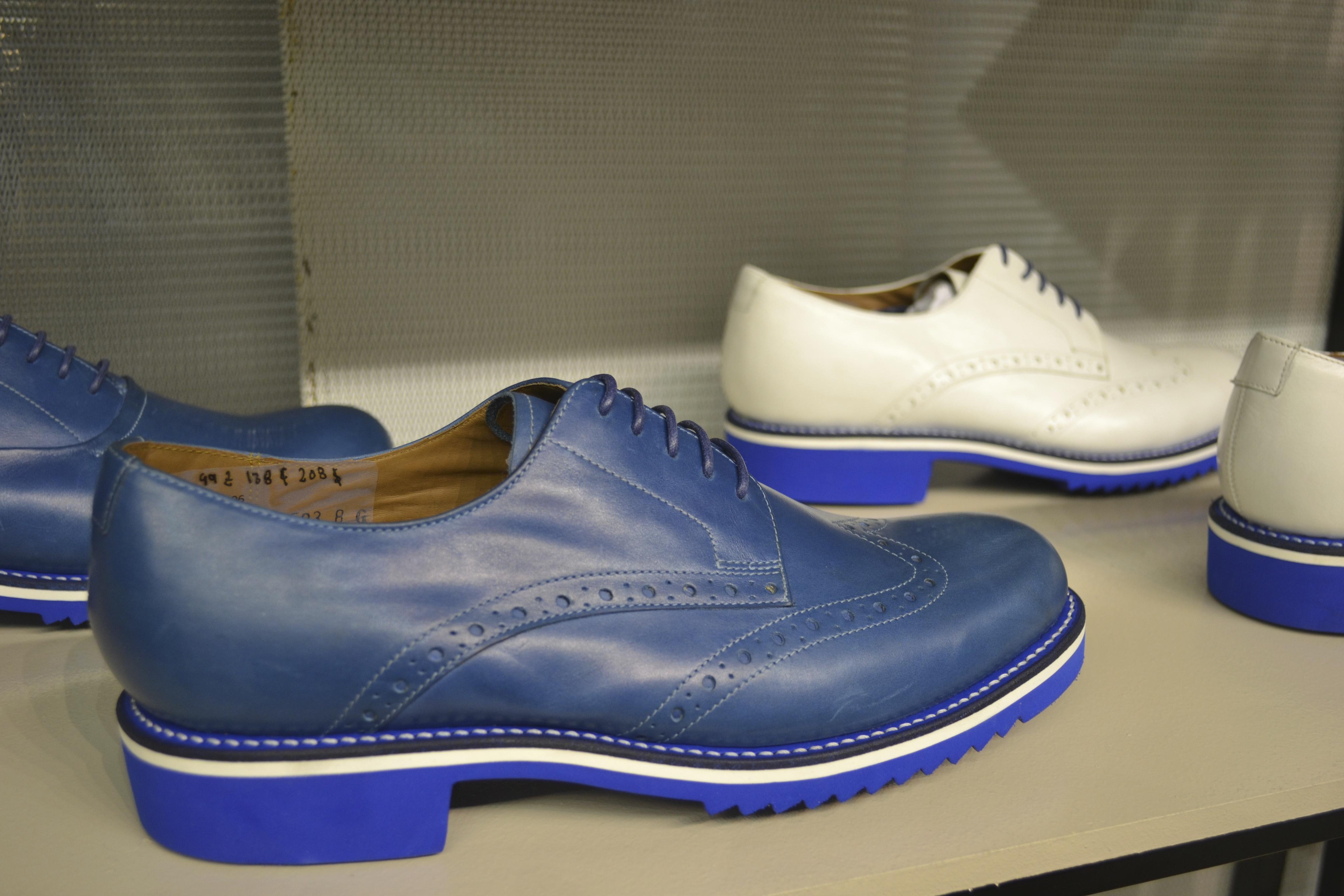 Grenson Footwear S/S 14 at Pitti Uomo 84