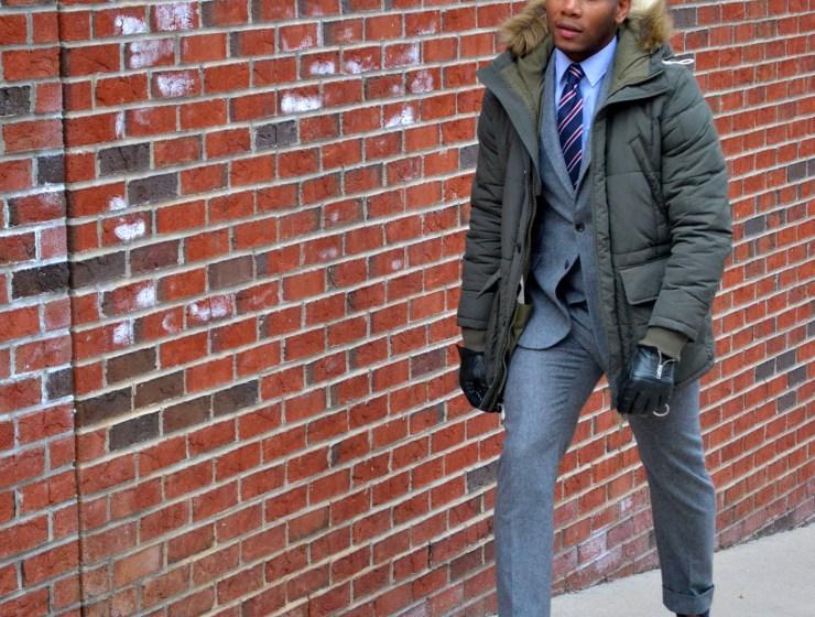 Winter Essentials: Men's Style Pro