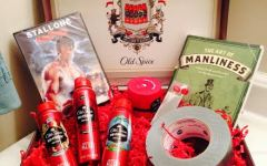 Old Spice #SmellcomeToManhood Giveaway