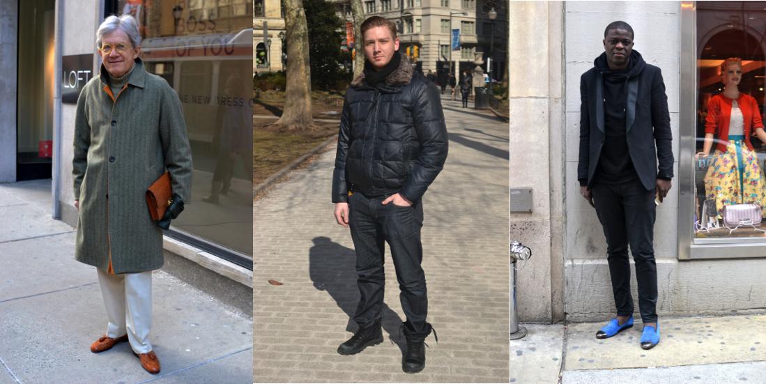 Men's Street Style Volume I
