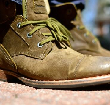 CAT Footwear Suede Boots