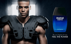 #ShowYourPower Drakkar Essence Cam Newton Foundation