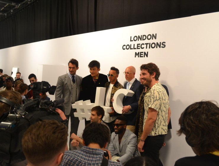 London Collections Men Day 1