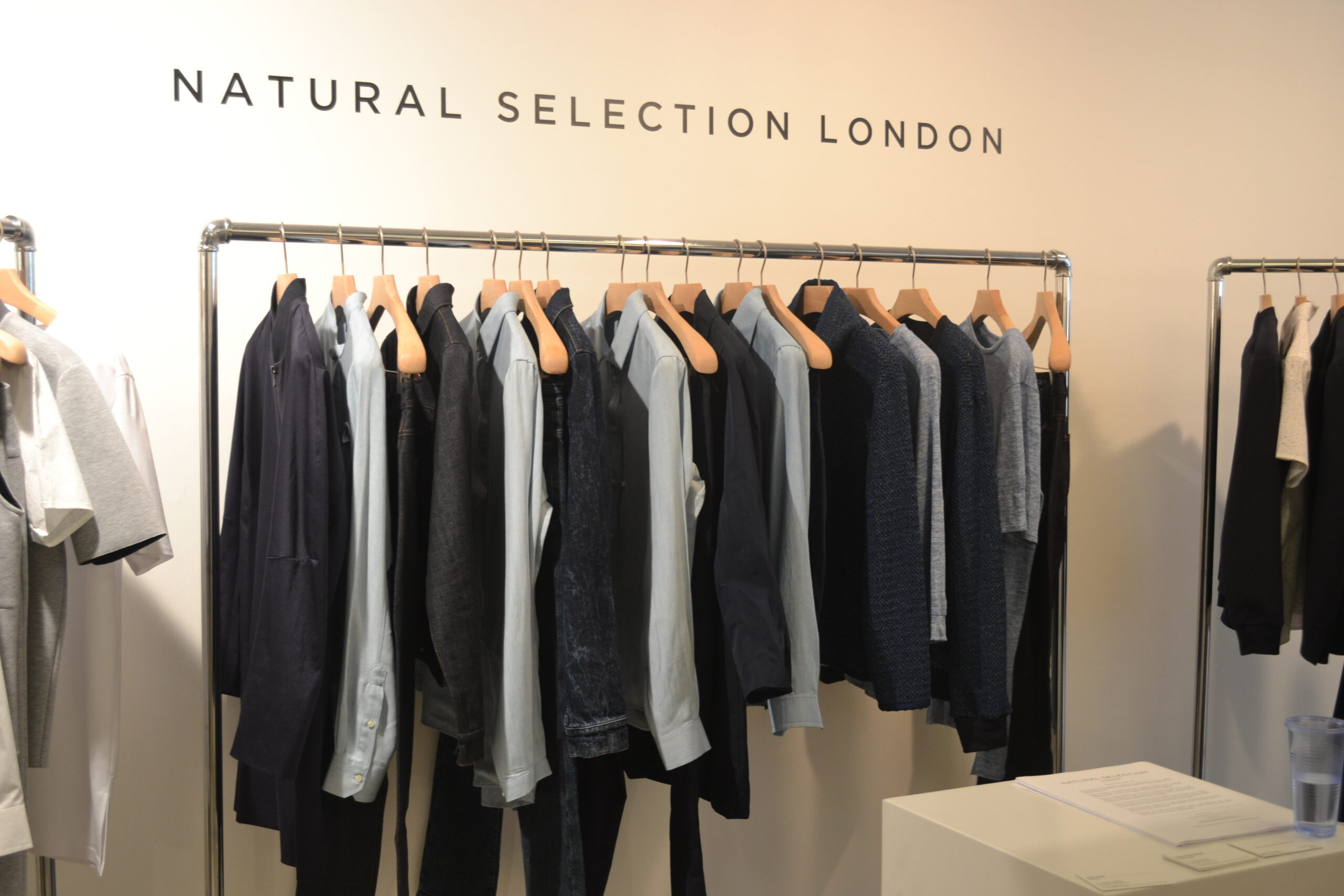 Natural Selection London Designer Showroom LCM SS16