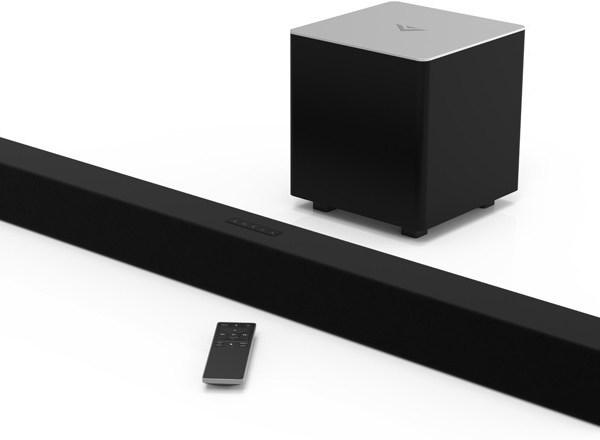 vizio sound Bar 2.1