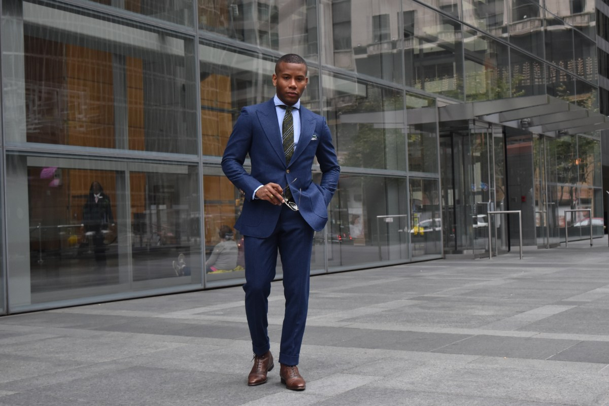 Look The Part & Upgrade Your Suit Style