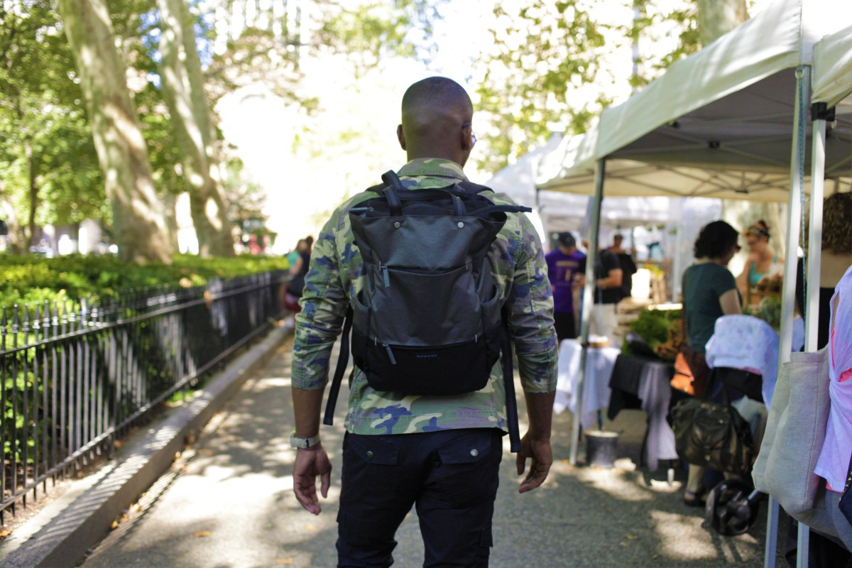 A Journey To Find The Perfect Backpack