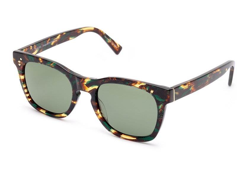 Tweed Jungle Sunglasses by Shauns California