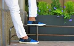 Sabir M. Peele of Men's Style Pro Kicks That Kick Feature with Zara + New Balance + Jay Butler