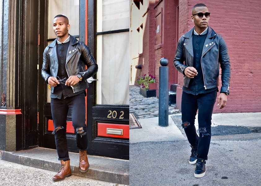 Boots vs Sneakers: The Subtle Outfit Difference