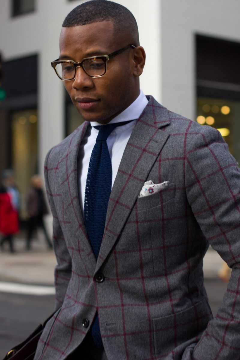 Bold Suit, An Everyday Power Move