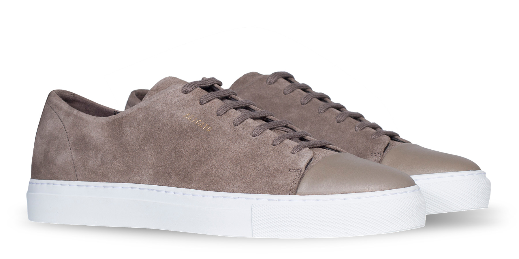 Axel Arigato Captoe Suede Sneakers