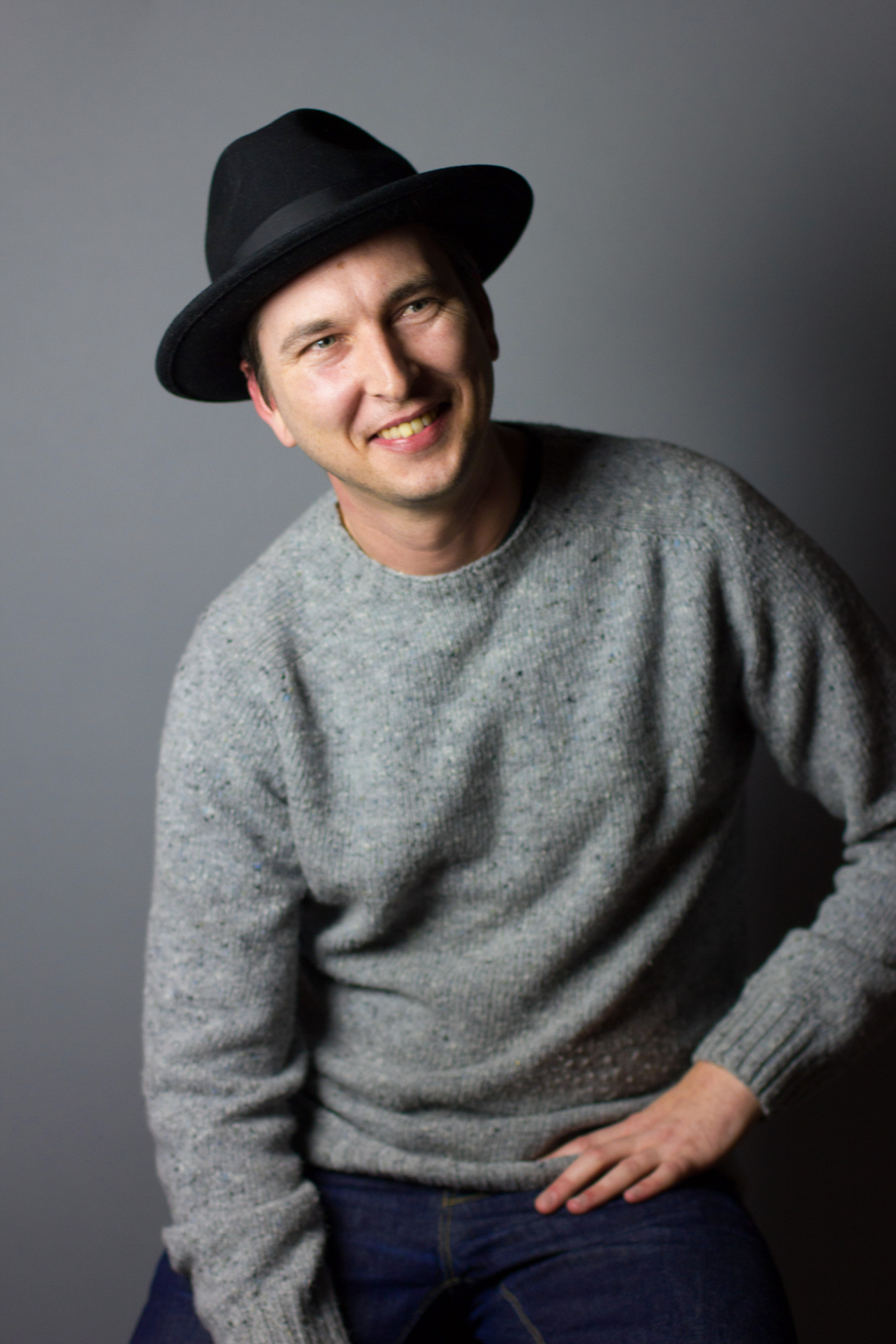Jason Silen of Goorin Bros Hat Shop Rittenhouse in Brimmed Hats