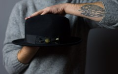 Jason Silen of Goorin Bros Hat Shop Rittenhouse