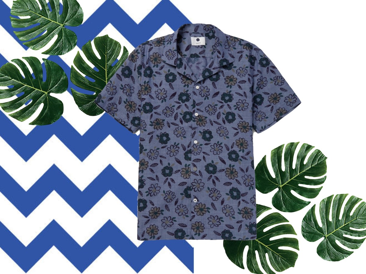 10 Floral & BBQ Shirts To Rock Right Now