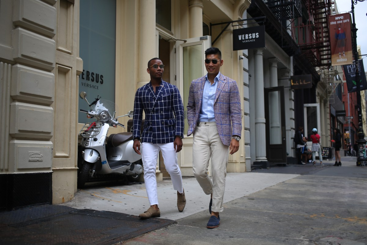 Checks & Plaid Blazers 2 Ways w/ Levitate Style