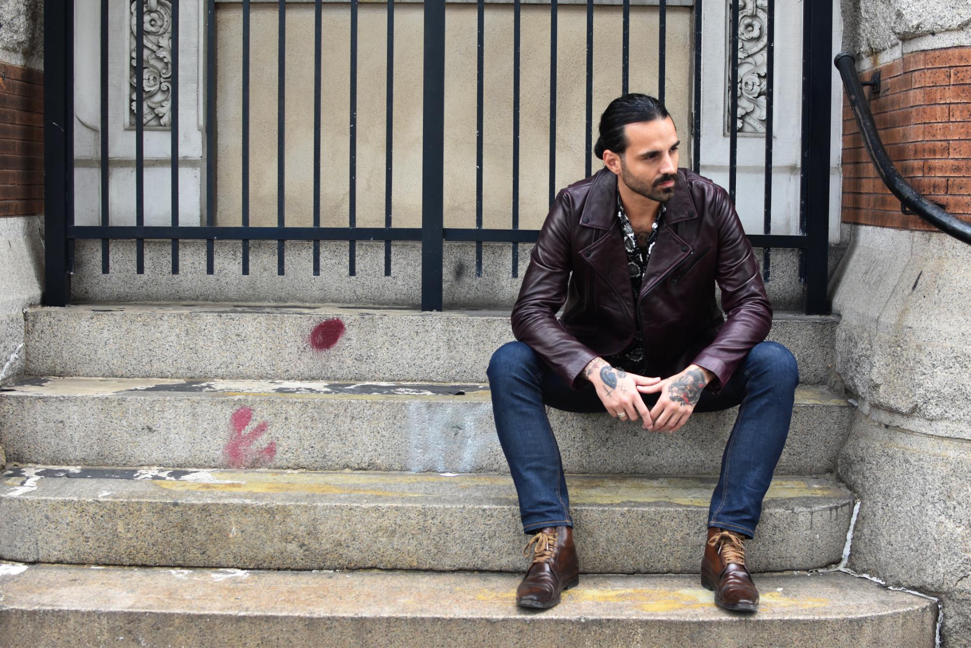 Aaron Pierce Designer of Gentry & Rose Denim Philadelphia