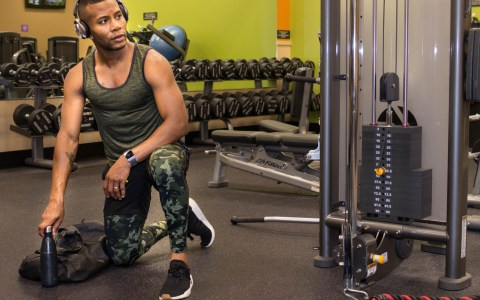 Sabir of Men's Style Pro in UniPro by Modell's Fitness Apparel