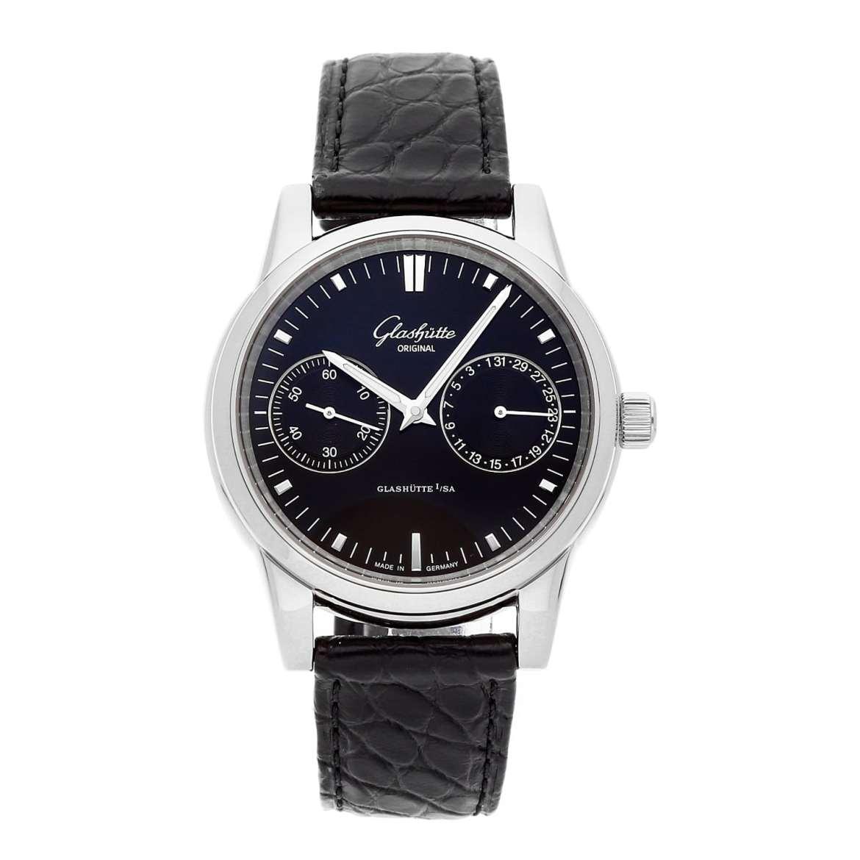Glashutte Watch via WatchBox Timepieces
