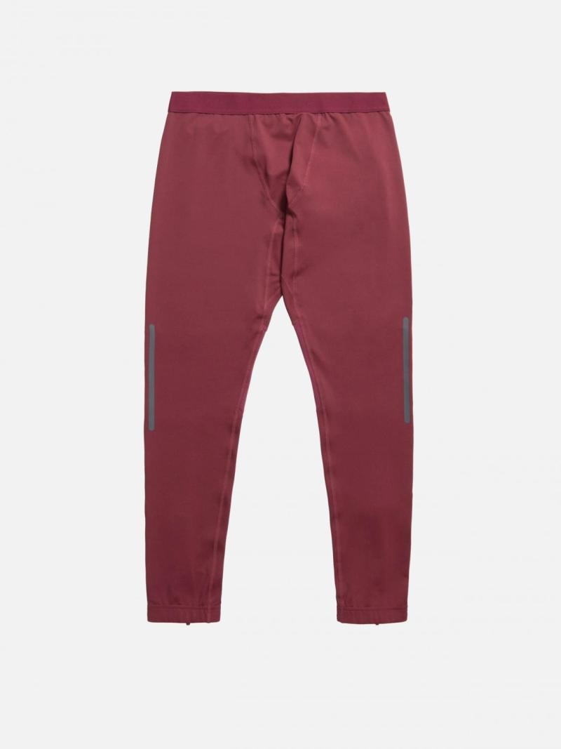 Grand AC Running Tights in Mulberry