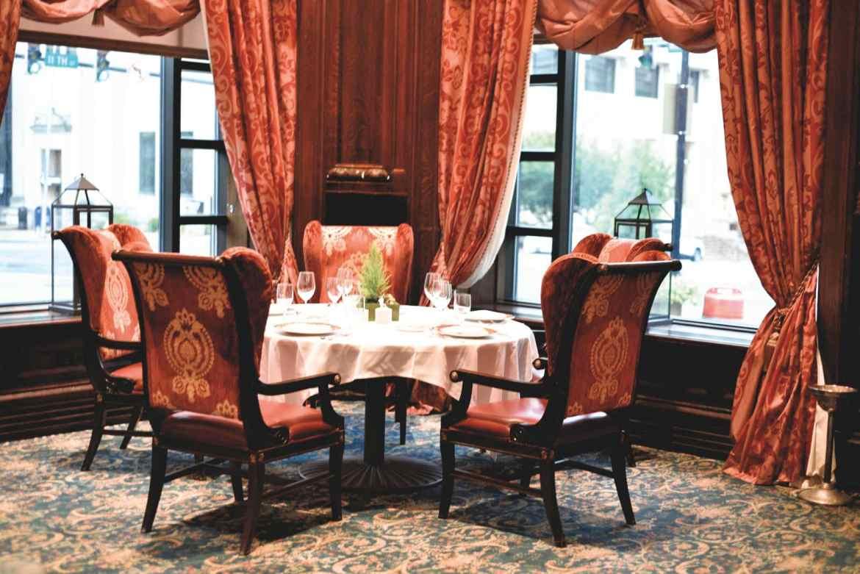 Formal Tea at Hotel Du Pont x Men's Style Pro