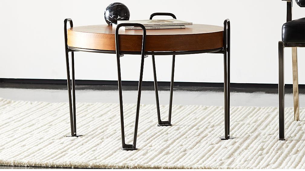 Ojai Side table CB2+GQ