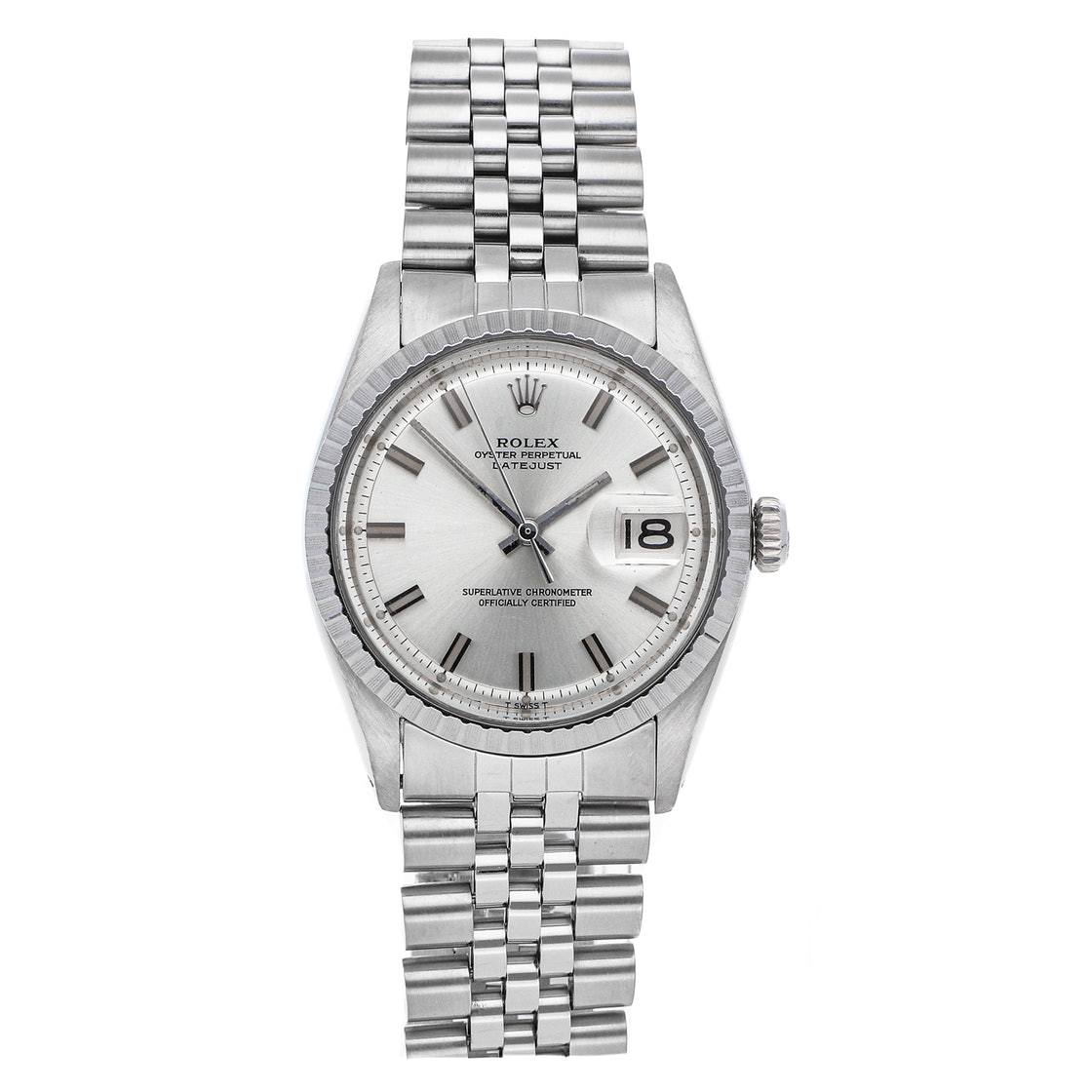 Rolex Datejust 1603 via Watchbox The Watchbox