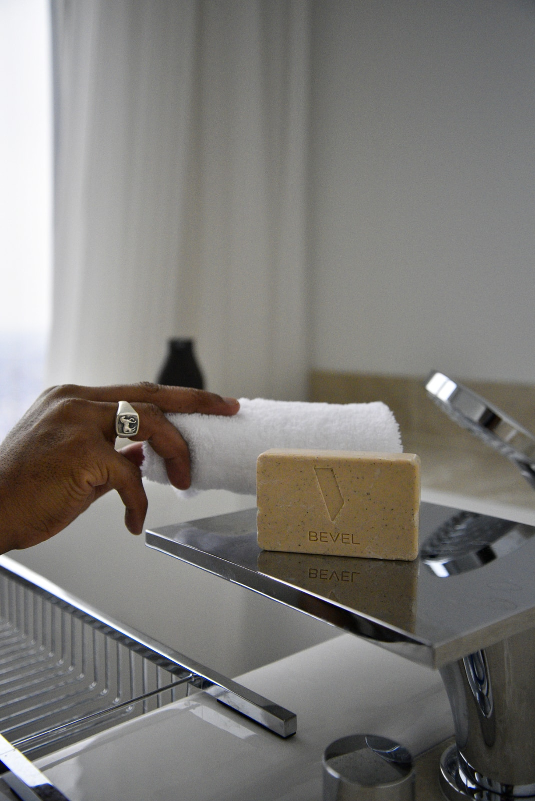 Bevel Bar Soap