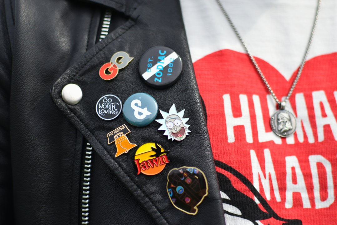 Lapel Pins From Men's Style Pro