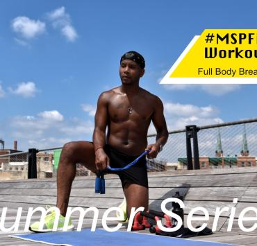 Men's Style Pro Summer Fitness Series