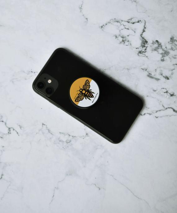 MSP Bee HingePop Phone Holder